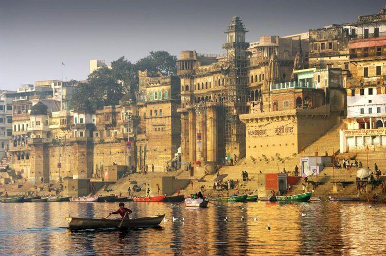 Varanasi, Ganges, India