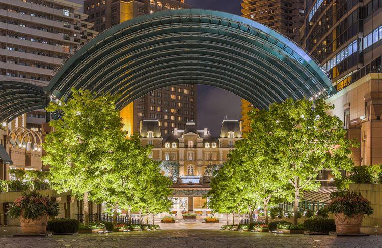 Yebisu Garden Place, Tokyo, Japan © Dimitri Lamour/Shutterstock